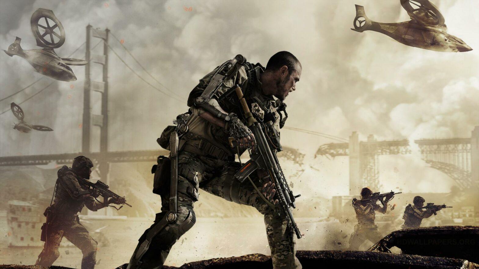 Neuer Trailer zum CoD: Advanced Warfare-DLC Ascendance