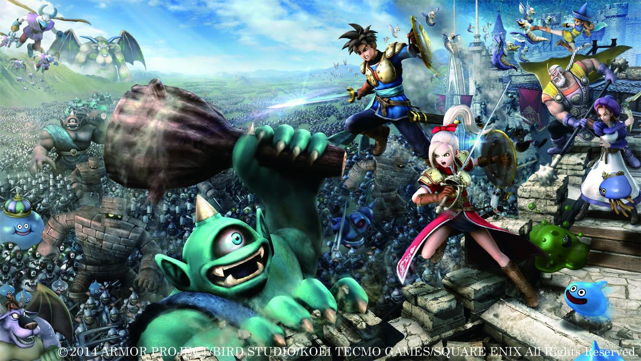 Dragon Quest Heroes kommt für den Westen