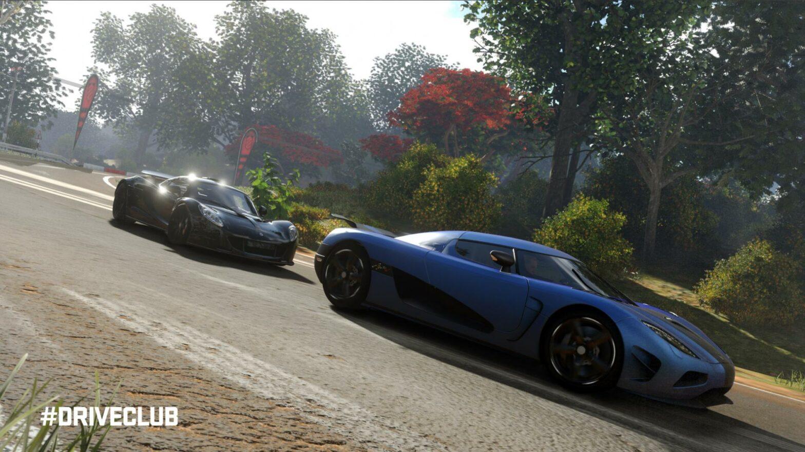 Entwickler äußern sich zur PS Plus-Edition von Driveclub
