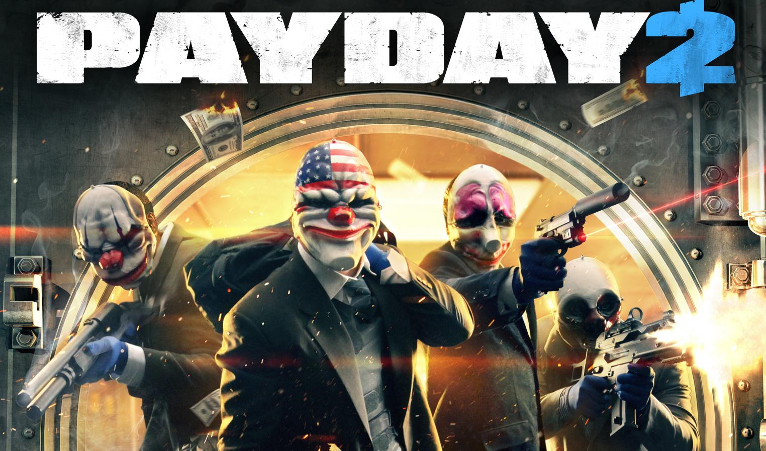 """Crimewave-Edition von Payday 2 enthält """"DLC für ein Jahr"""""""