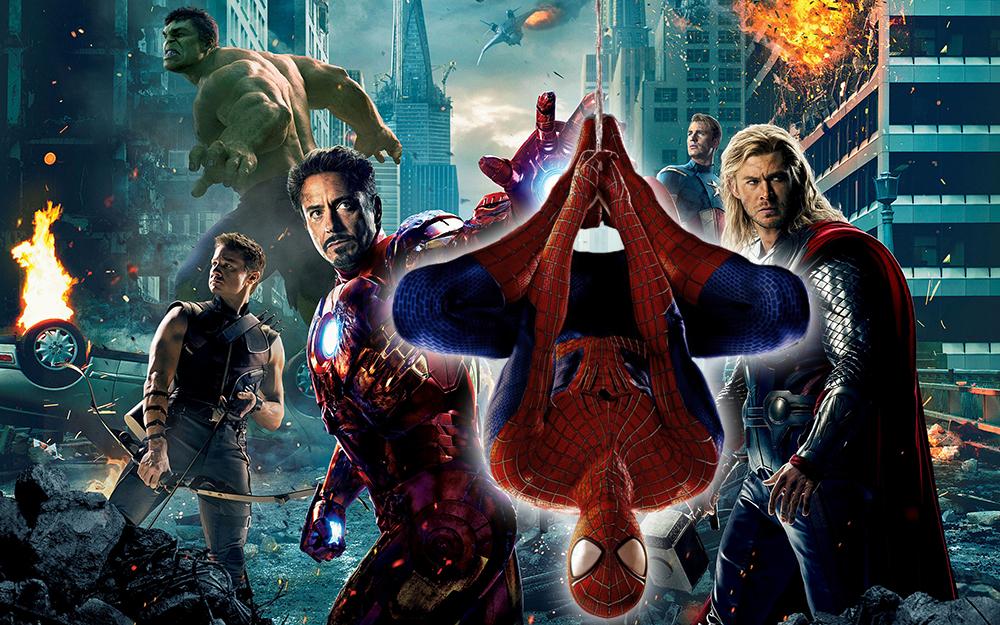 Spider-Man endlich an der Seite der Avengers