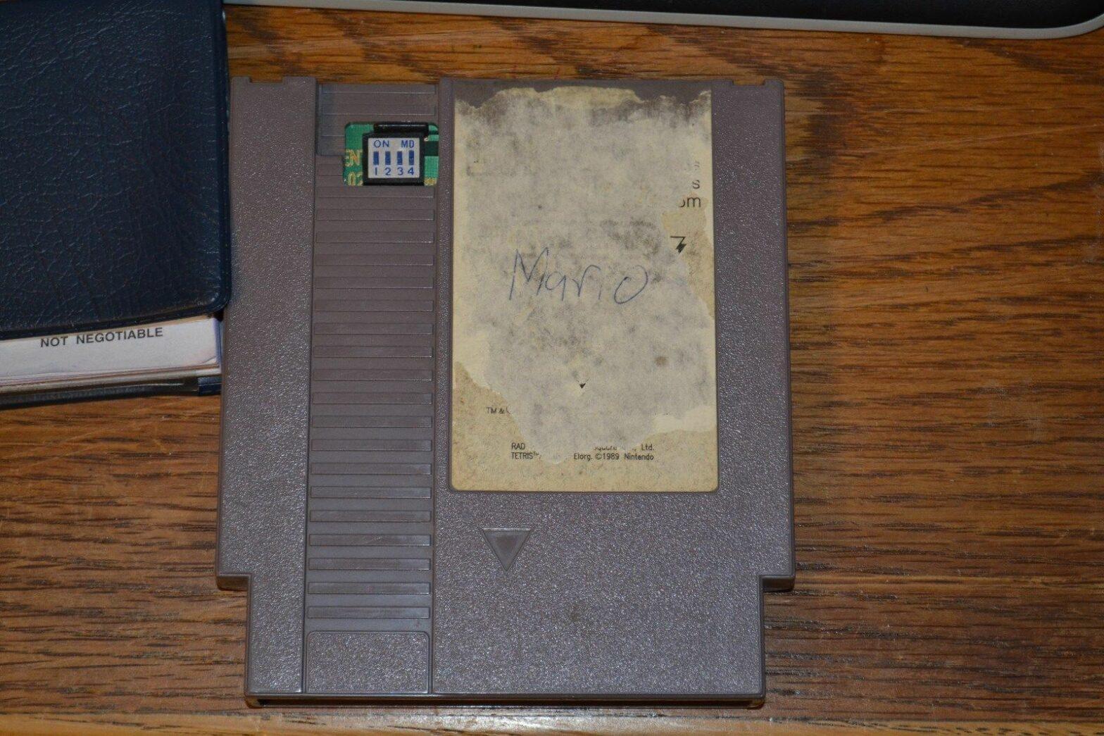 Seltenes NES Spiel für knapp 100.000$ versteigert