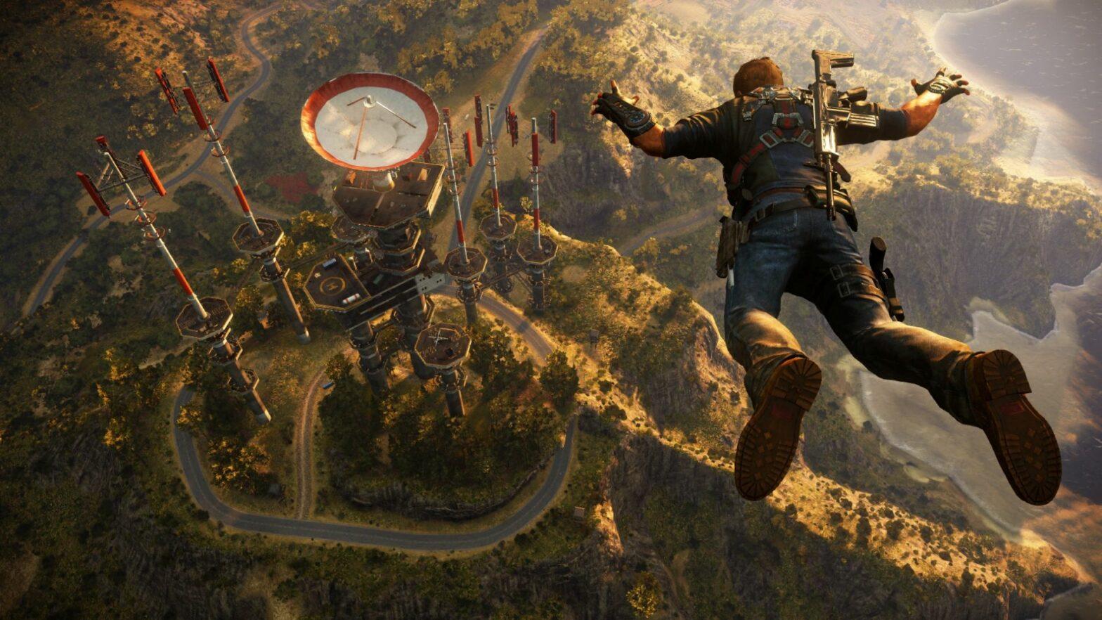 Just Cause 3 – E3 Trailer zeigt Gameplay Szenen