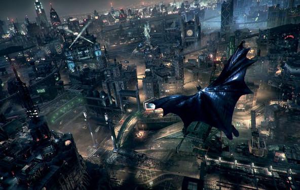 Arkham Knight wird verschoben – neuer Trailer!