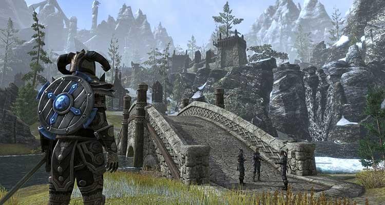 The Elder Scrolls Online ab sofort kostenfrei spielbar