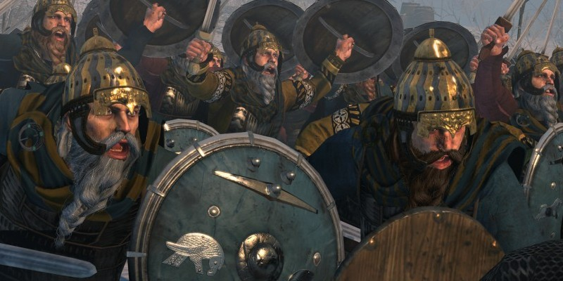 """DLC mit langem Bart? """"Longbeards Erweiterungspaket"""" zu Total War: ATTILA wird nicht von allen begrüßt"""