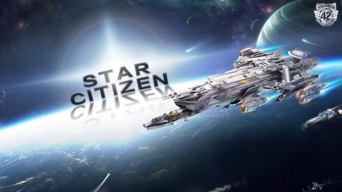 Star Citizen – Bengal Carrier mit 90 Geschützen