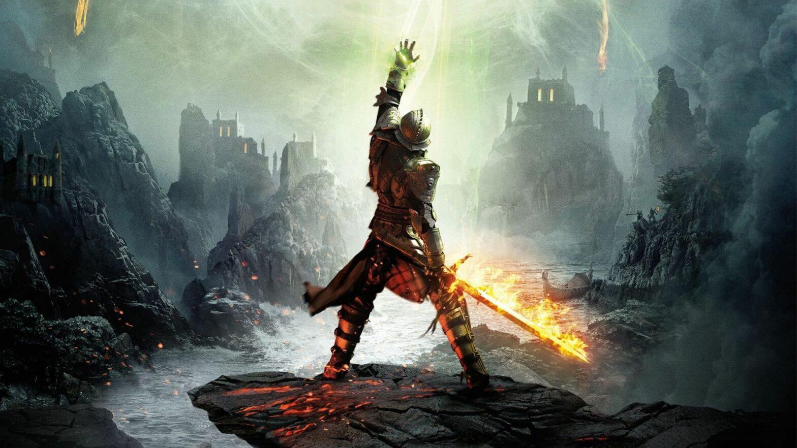 Die verworfenen Charaktere – Concept Art zu Dragon Age: Inquisition im Video
