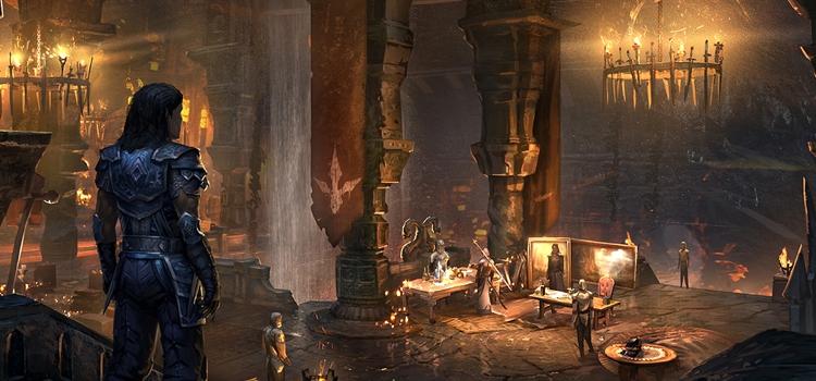 Endlich Legislative! The Elder Scrolls Online: Patch 1.6 bringt Rechts- und Championsystem samt Erklärvideo