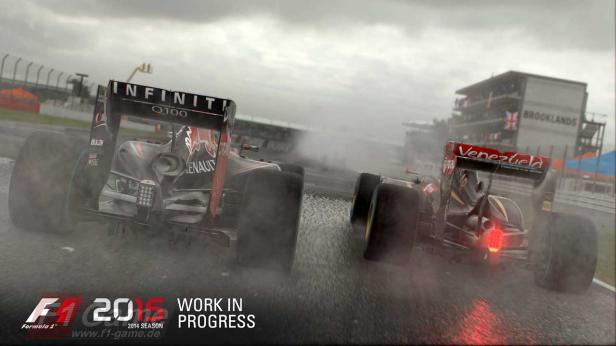 Codemasters kündigt F1 2015 an
