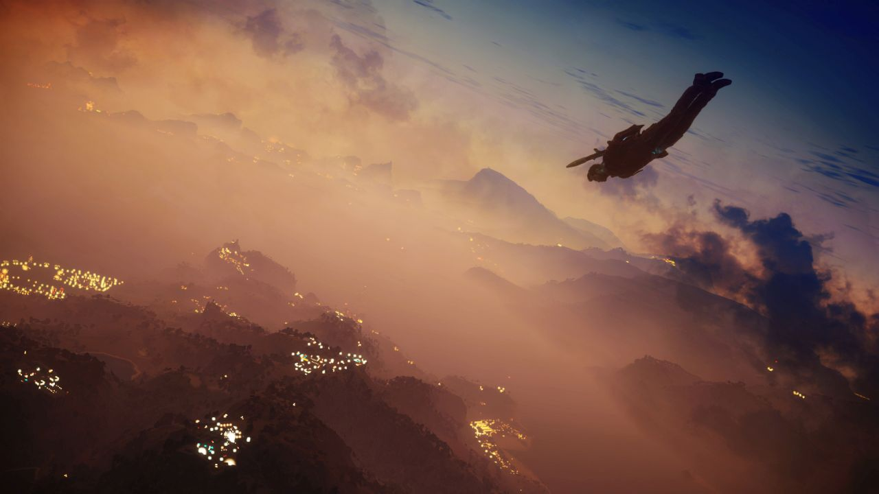 Just Cause 3 wird wie ein spielbarer Michael Bay – Film