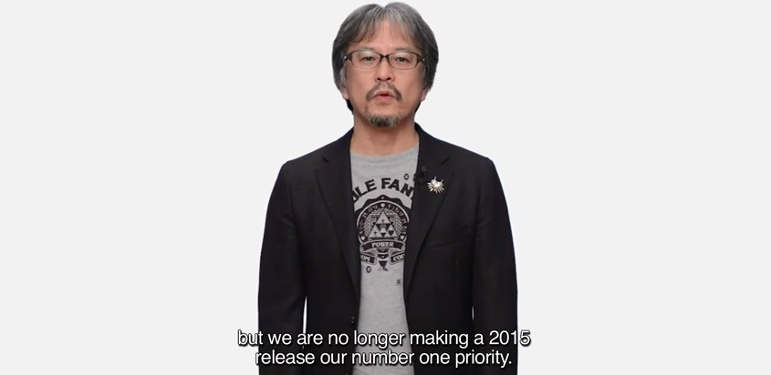 The Legend of Zelda Wii U auf 2016 verschoben