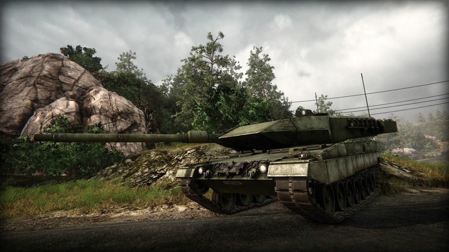 Datum für ersten Early-Access-Test von Armored Warfare bekannt