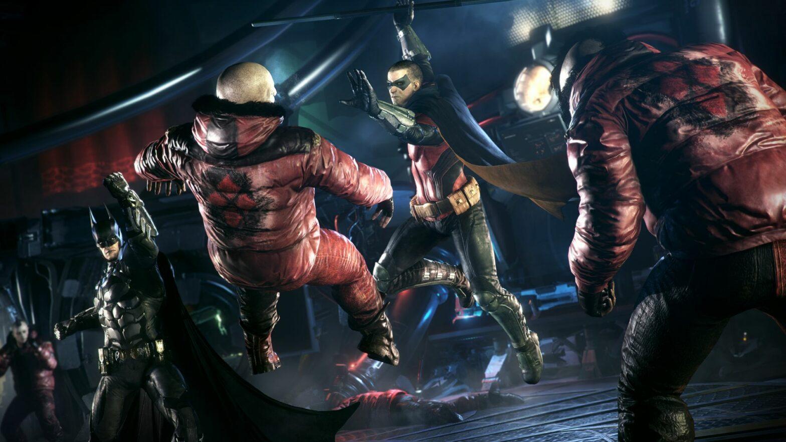 Batman: Arkham Knight – Neuer Trailer