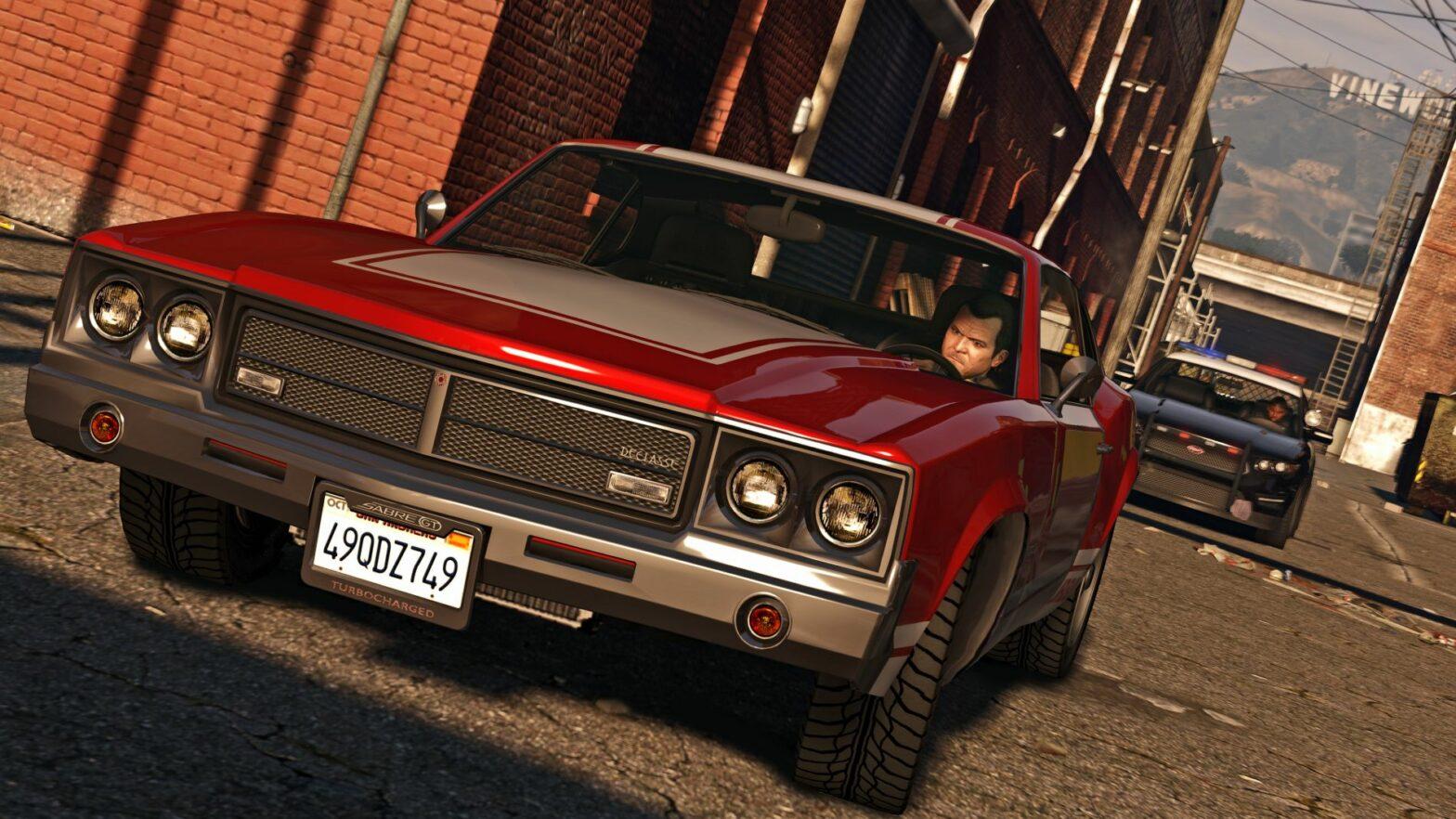 GTA 5 für den PC: Schon jetzt über eine Million Exemplare verkauft!