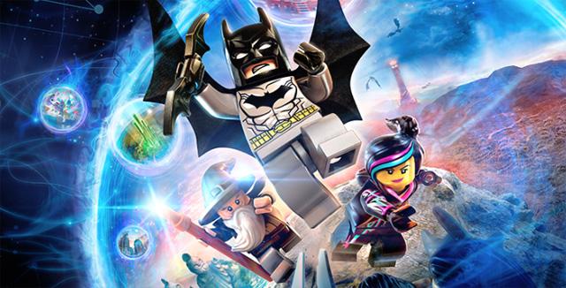 Gandalf meets Batman: Keine Grenzen in Lego Dimensions (Trailer)