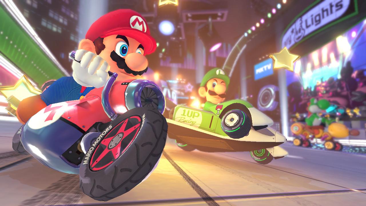 Mario Kart: Gameplay Trailer der VR-Version