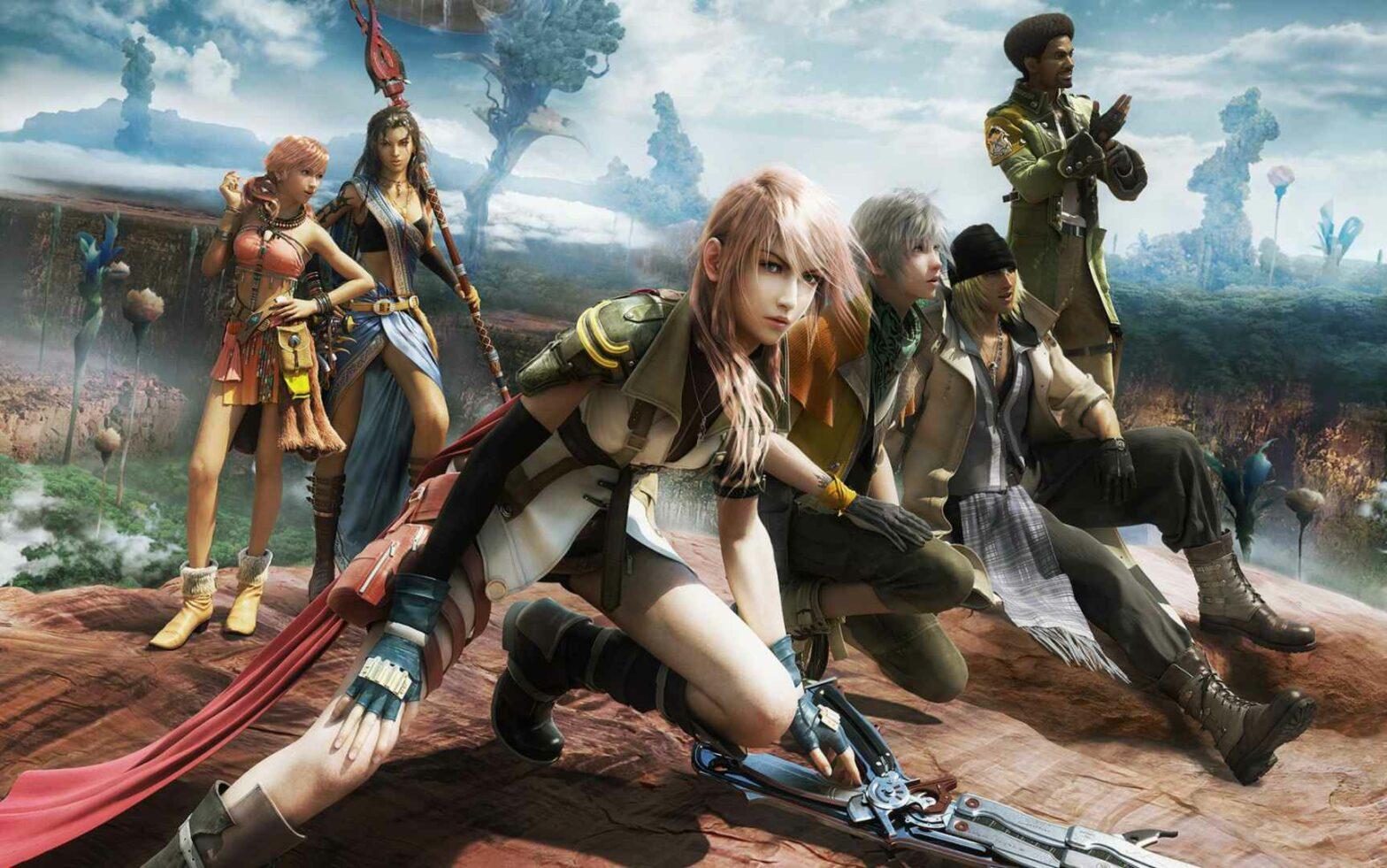 Final Fantasy 13 auf iOS- und Android-Geräten spielbar