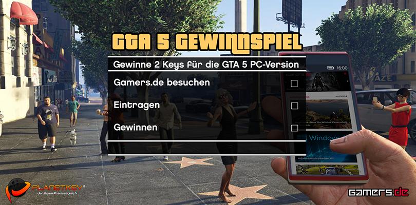 Unser GTA 5 Gewinnspiel – Die Gewinner