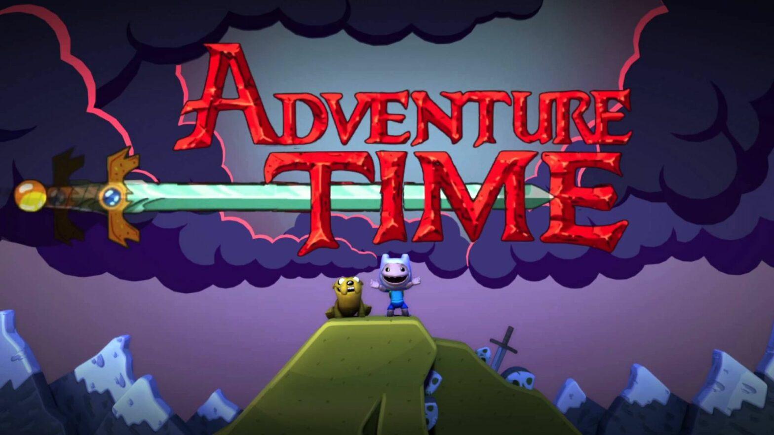 Adventure Time-DLC für LittleBigPlanet 3