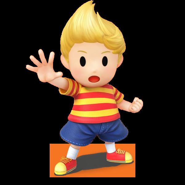 Lucas für Super Smash Bros. angekündigt