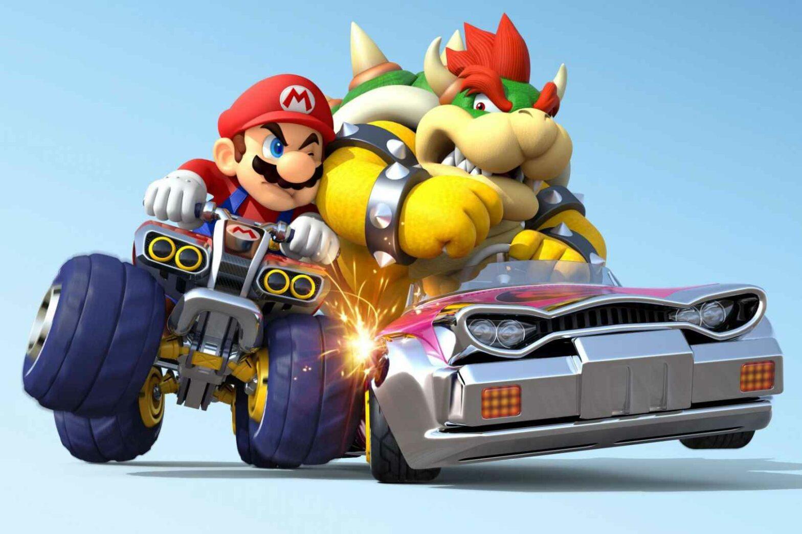 Mario Kart 8 bekommt 200cc-Update