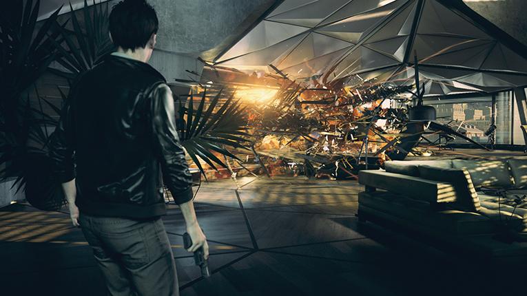 Quantum Break: Beeindruckender Live-Action-Trailer zeigt den Antagonisten