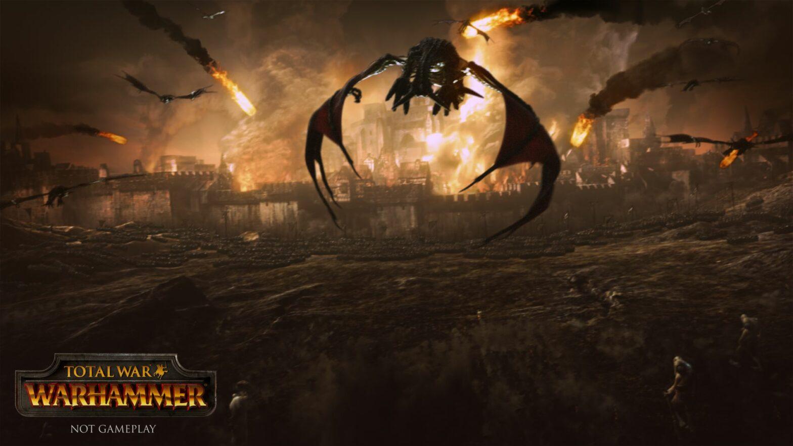 Total War: WARHAMMER – Call of the Beastmen Trailer