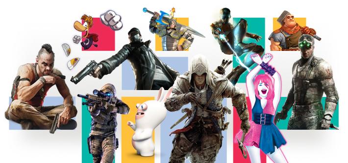 Ubisoft verschenkt 30 Spiele