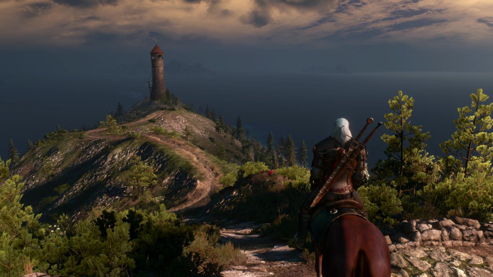 Geralt in 4K – Neue The Witcher 3 Screenshots veröffentlicht