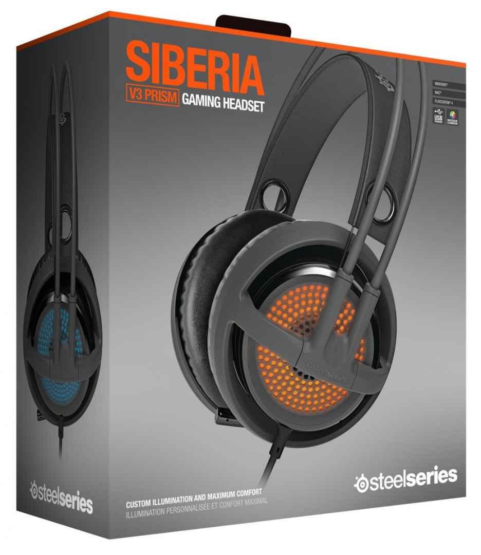 Kopfschmeichler: Das perfekt sitzende Gaming-Headset Siberia V3 Prism