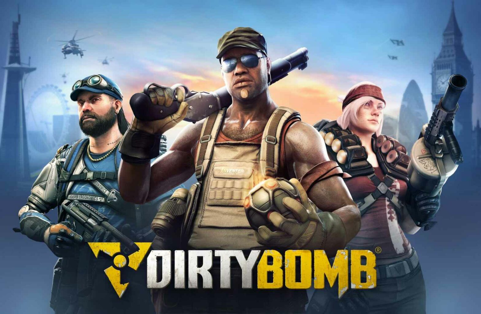 Dirty Bomb – Beta Key-Verlosung