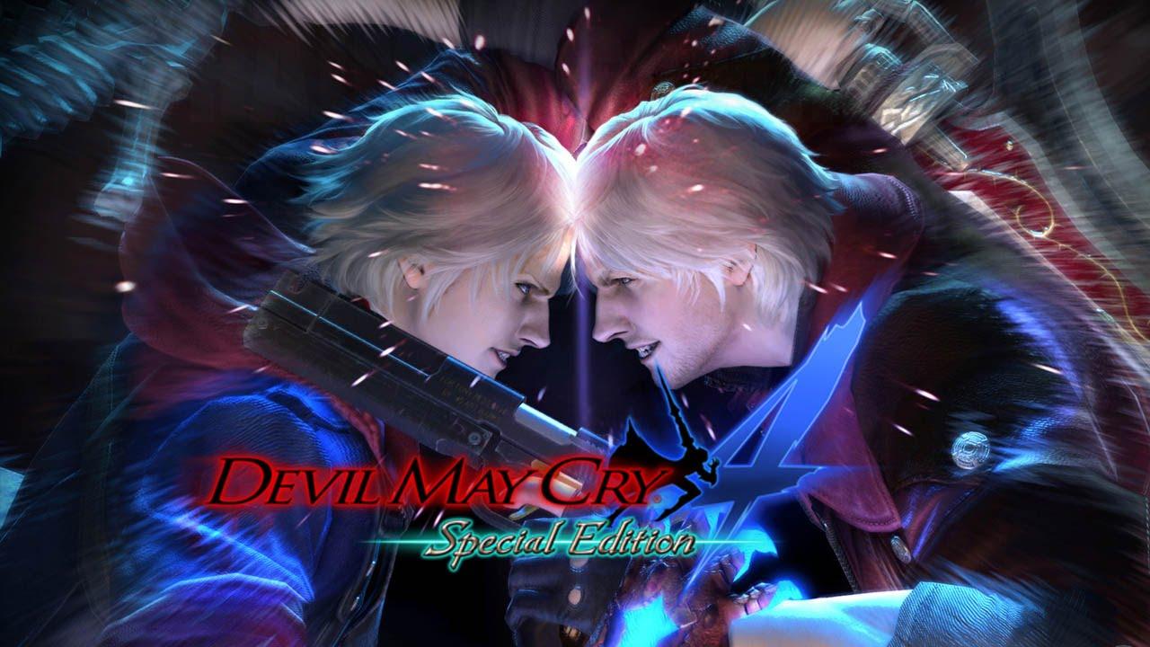 Special Edition von Devil May Cry 4 kommt am 23. Juni