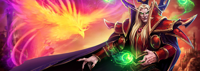 Tempest Keep was merely a setback – HotS-Trailer zu Kael'thas