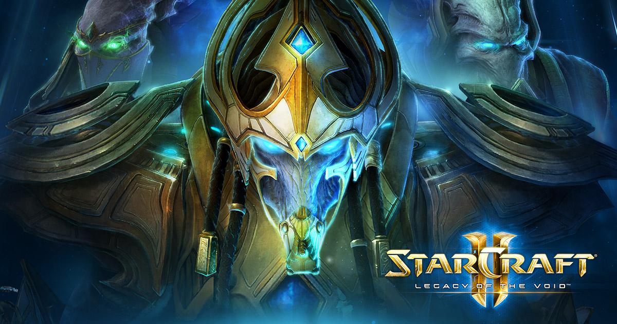 StarCraft II: Legacy of the Void – Details zum Vorverkauf bekannt
