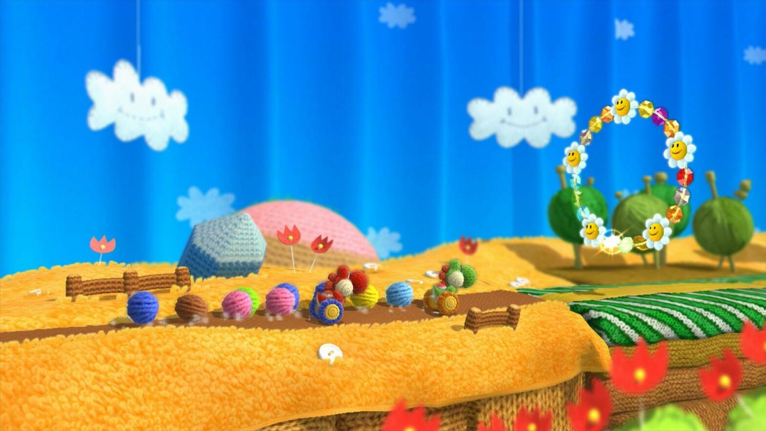 Poochy & Yoshi's Wooly World: Trailer zu den Neuerungen