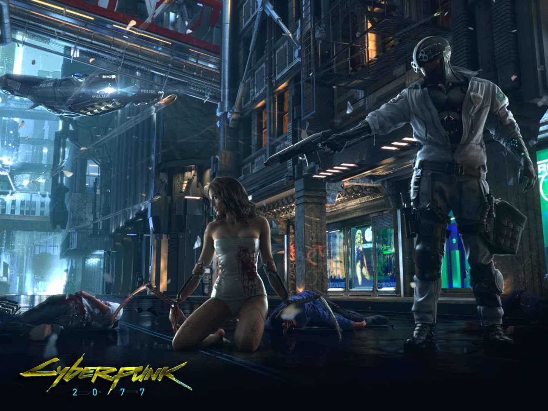 Cyberpunk 2077 – Wuah! Woher kommt der andere Spieler?