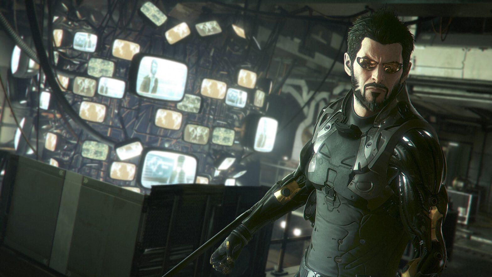 Deus Ex: Mankind Divided – Season Pass Inhalte