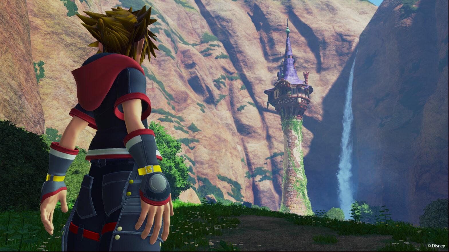 Kingdom Hearts III – Gameplay-Trailer zeigt brandneue Szenen