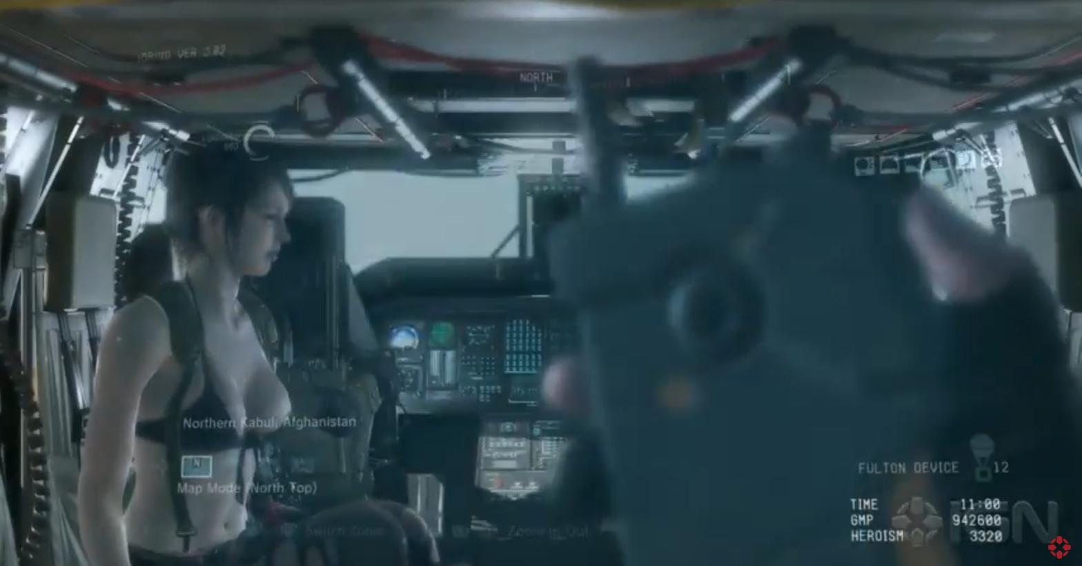 (Spoilerfrei) 40-minütige Gameplay-Demo zeigt Metal Gear Solid V: The Phantom Pain