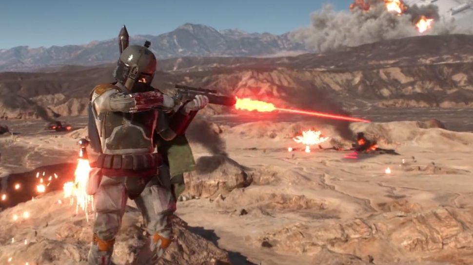 Star Wars Battlefront 2 schon 2017