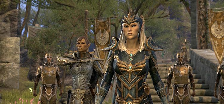The Elder Scrolls Online: Tamriel Unlimited für Xbox One und PlayStation 4 erhältlich