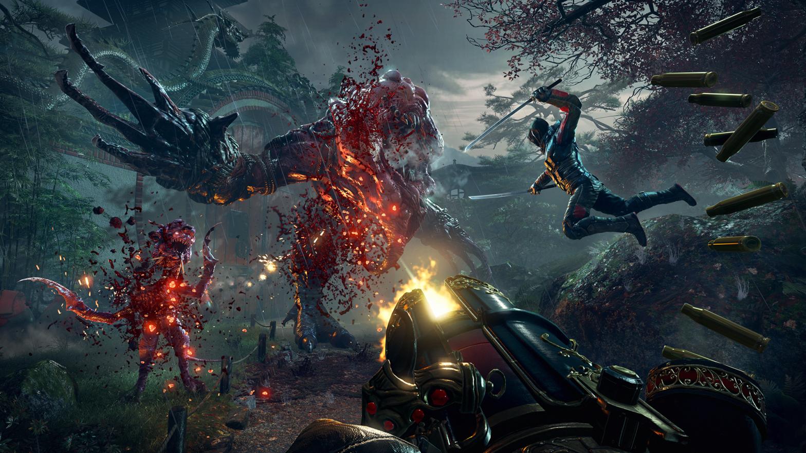 Shadow Warrior 2 angekündigt – 4-Spieler-Koop und erste Trailer