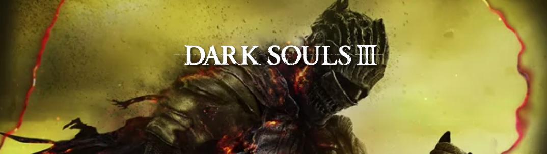 Dark Souls 3 angekündigt