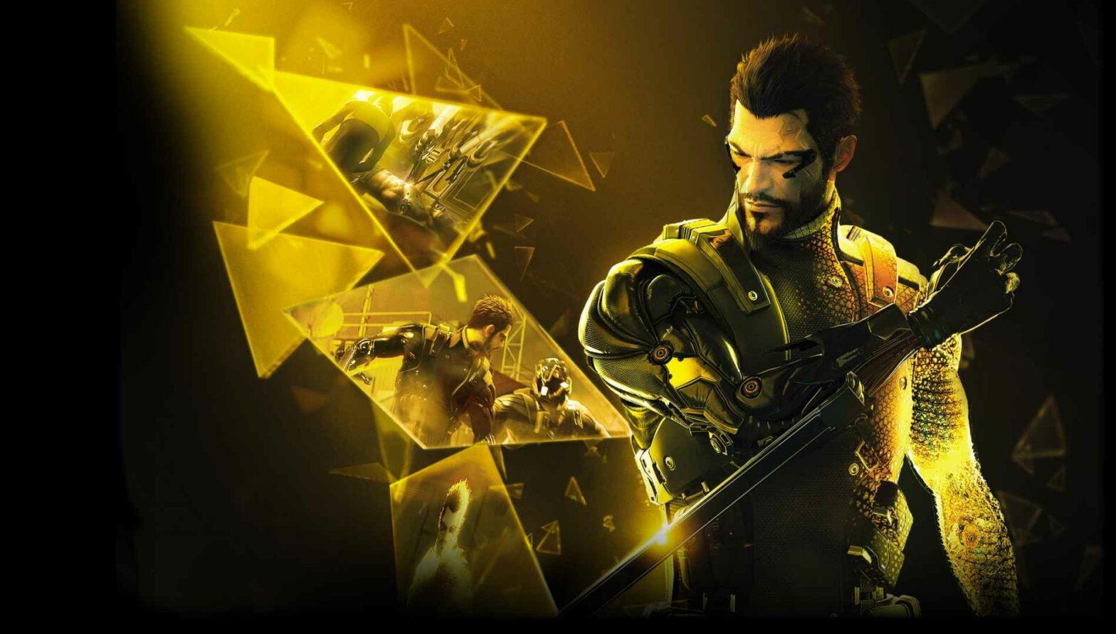 Deus Ex: Human Revolution gibt's für nur einen Dollar