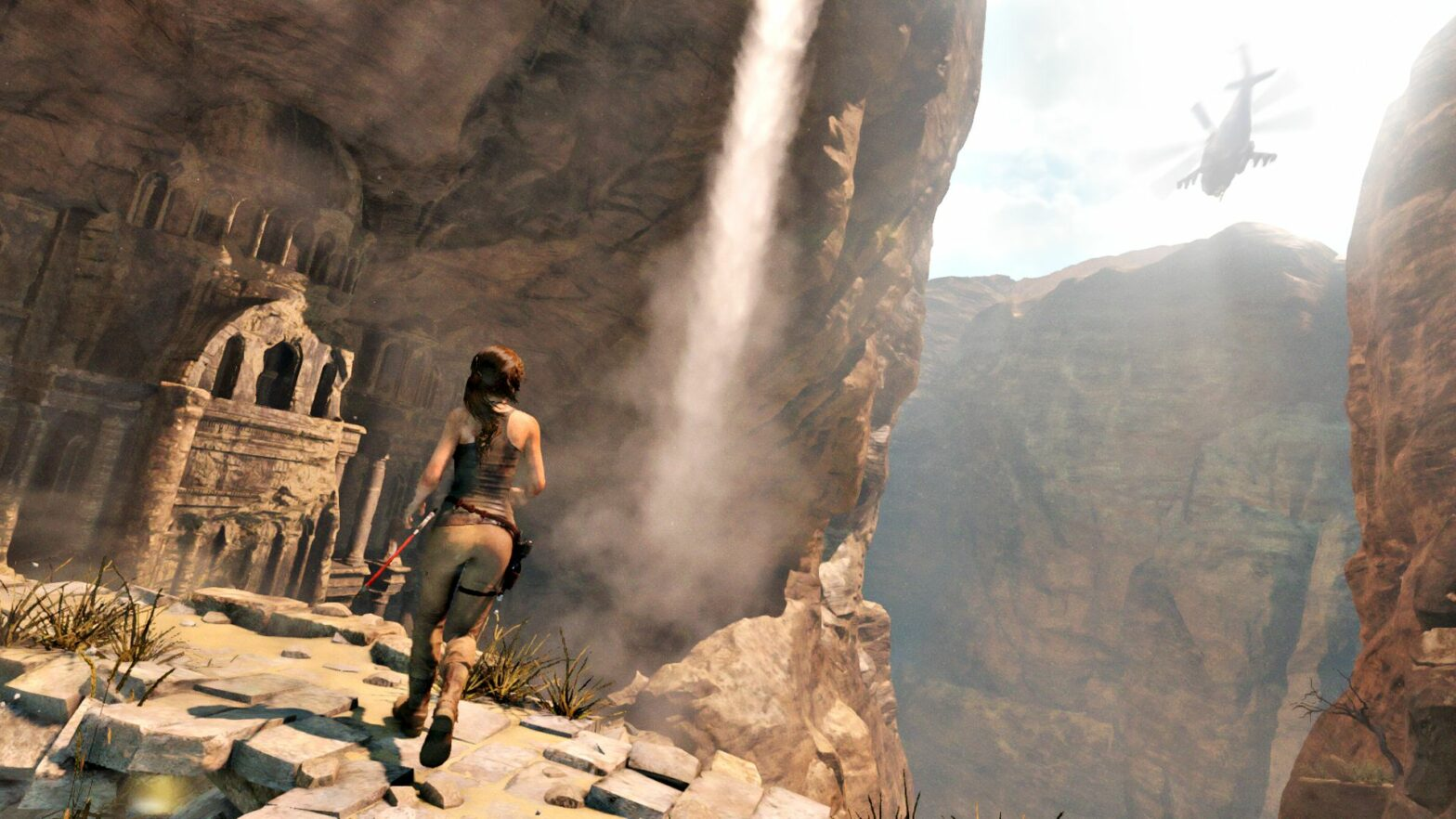 Rise of the Tomb Raider in 1080p und 30 fps auf Xbox One?