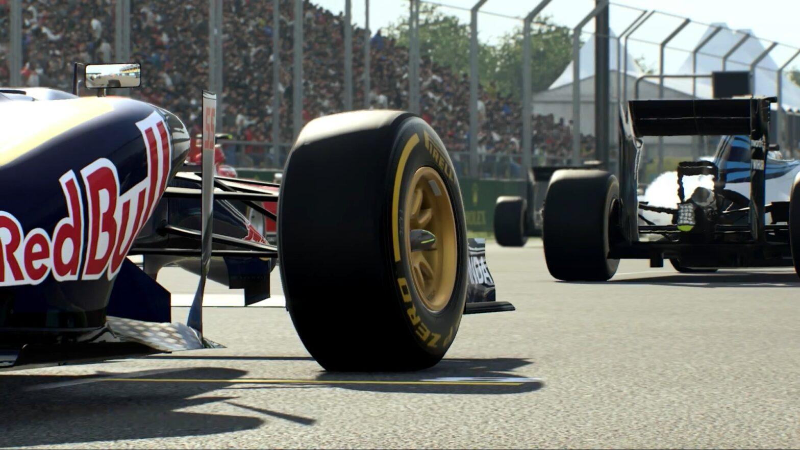 F1 2015 bringt die bisher größe Spannung und beste Grafik (Feature-Trailer)