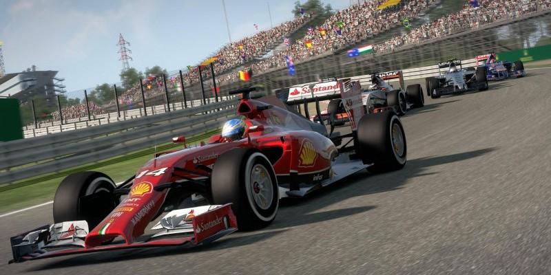 F1 2016 – Beta Anmeldung gestartet