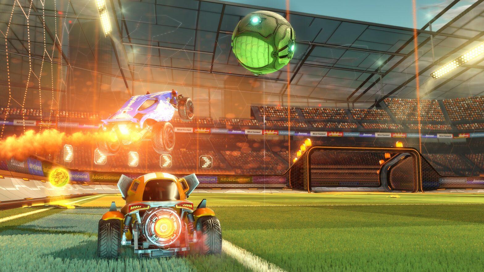 """Rocket League: """"Supersonic Fury""""- und Gratis-DLC angekündigt"""