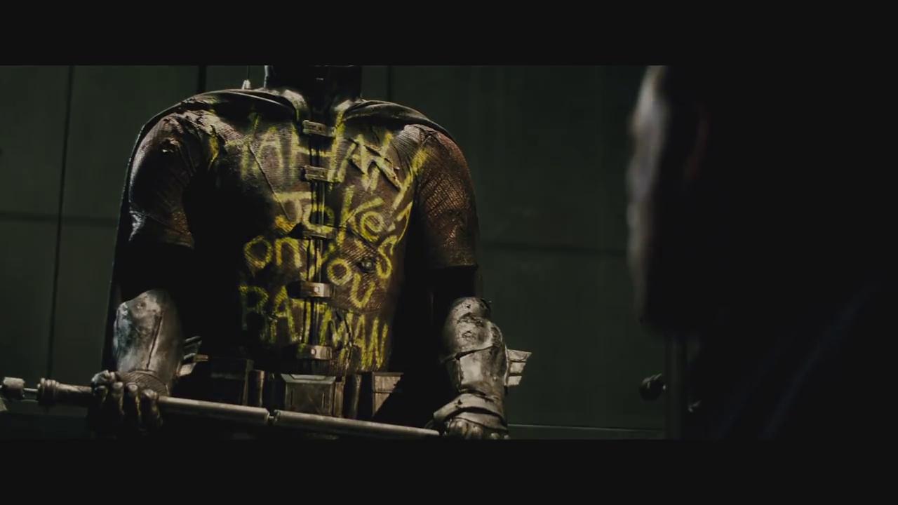 Batman v Superman: Dawn of Justice Trailer veröffentlicht
